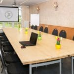 Seminarraum Einrichtung für Besprechungen
